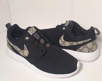 Custom Gucci Nike Roshe Run Yeezy Supreme