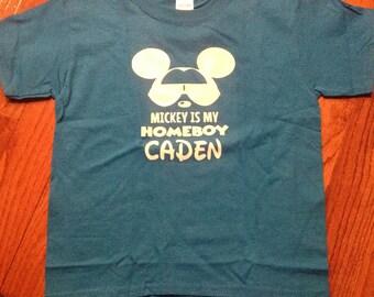 Personalized Disney Shirts