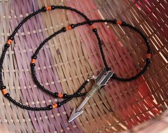 Necklace - Kalama Chinook Arrows