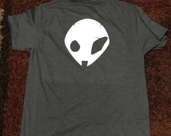 Alien Head Shirt/ BMW S1000/S1000R/S1000RR/HP4/Alien/Shark