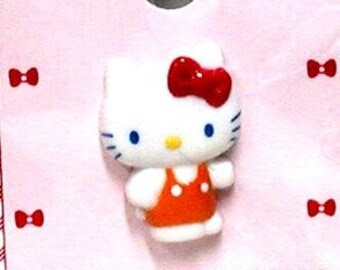 SANRIO Hello Kitty button KAWAII from Japan