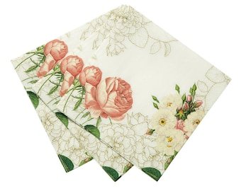 Blossom & Brogues Party Table ware, Weddings, Celebrations, Tea Parties, Paper plates, Napkins,Hanging Paper Lanterns Floral