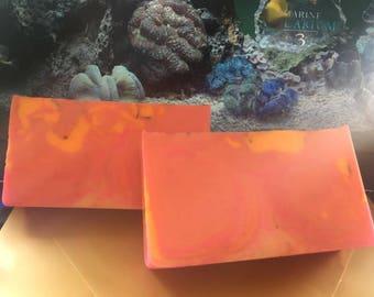Aloha Punch Soap handcrafted soap  | Unique Soap | Soap Gift | Bath & Beauty | Bar Soap