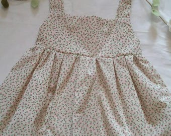 Baby pinafore dress 9-12 months