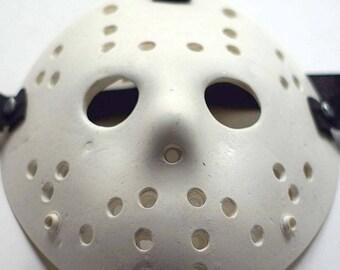 Jason Voorhees Friday the 13th Jason mask White Hallowen mask Creepy mask