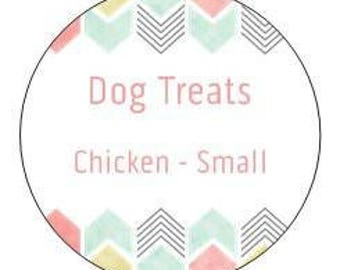 Dog Treats - Chicken