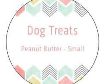 Dog Treats - Peanut Butter