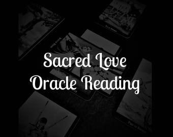 Sacred Love Oracle Reading