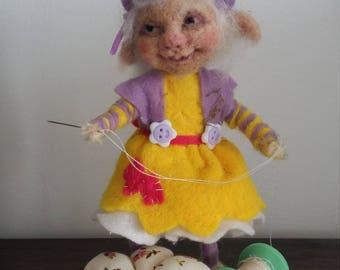 Geerth the pixie dressmaker