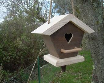 Nest birdhouse garden decoration craft
