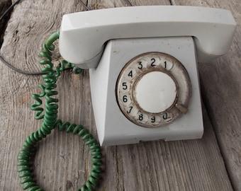 vintage USSR phone