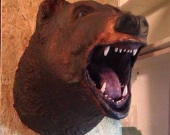 Faux taxidermy Bear