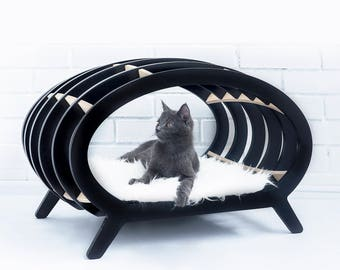 STRIPE day bed for cats