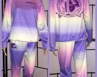 Fitted Jogging Suite