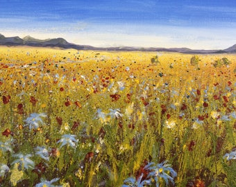 Kathryn Bird Original Painting