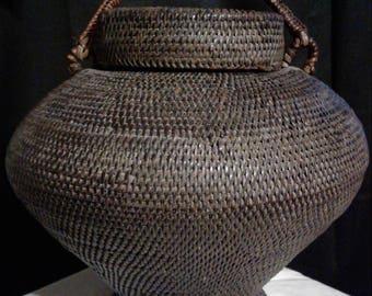Antique Infugao basket