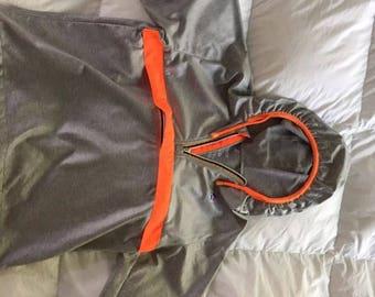 K-way rain jacket