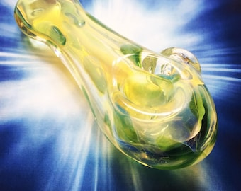 Baby Dolphin Glass Smoking Pipe, Tobacco Pipe, Spoon Pipe