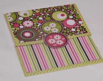 Girly Gift Card Holder (1)