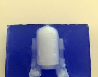 R2D2 bar soap