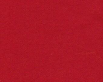 Red Felt Squares