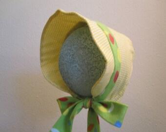 Infant Garden Bonnet