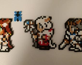 Custom Final Fantasy Perler
