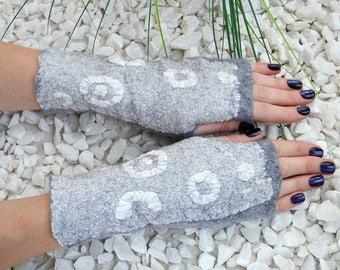 Fingerless gloves, Mittens, Winter gloves for women, Warmers Wool Arm Warmers Fingerless Gloves Fingerless Arm Warmers, Woolen Mittens