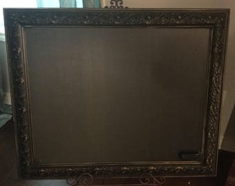 Repurposed Antique Chalkboard