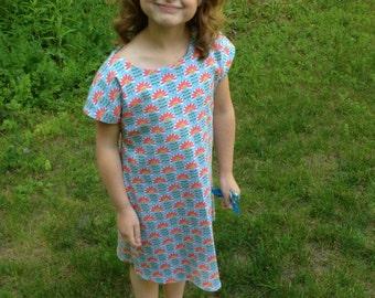 Size 6--Molly Knit Tunic Dress