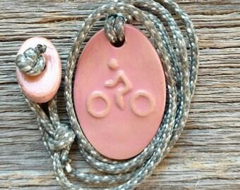 Maggie's Farm Outdoor Adventure Collection Biker in Pink