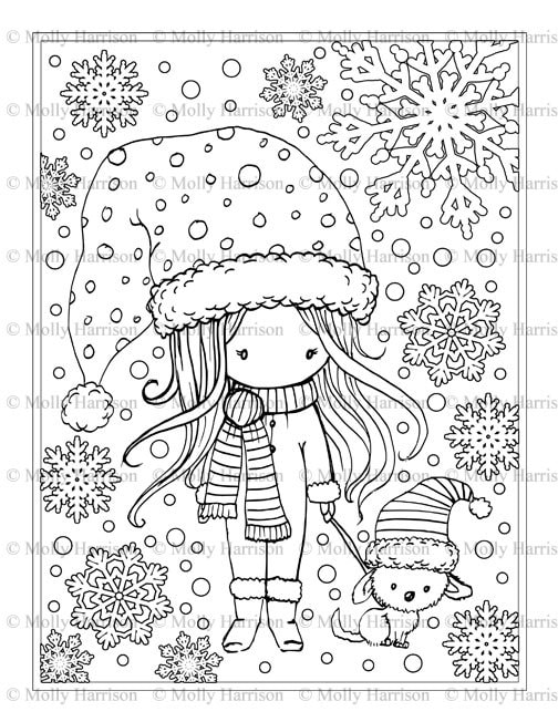whimsical bear coloring pages - photo#14
