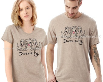 Dachshund T-Shirt Diversity