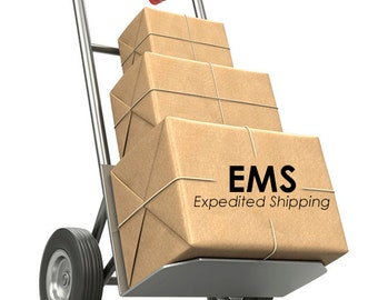 Expedited Shipping -EMS 5-10 Days Express Shipping