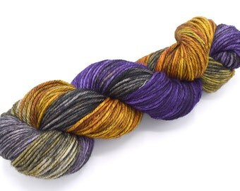 The Witch's Brew Variegated Merino Worsted - In Stock