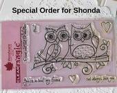 For Shonda ONLY