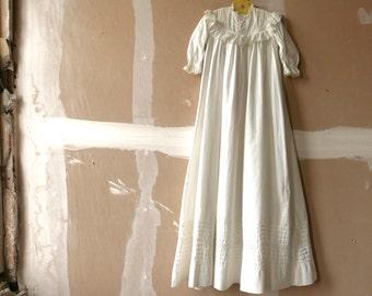 Victorian Baby Gown 3 - 6 Months