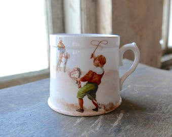 Royal Doulton Nursery Rhymes Banbury Cross Cup