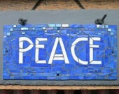 MADE TO ORDER Peace Mosai...