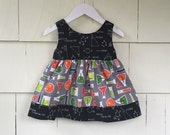Science Dress | Math Dress | Chemistry | Science Birthday | Stem Clothing | Nerd Gift | Baby Gift | Toddler | Lab Experiment | Fast Shipping