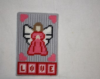 Love Angel note holder