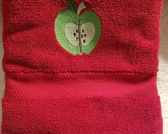 My Little Pony Big Mac Embroidered Towel