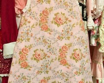 Pink Rose Pillowcase Dress 5/7