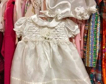 NOS Baby Dress 3/6 Months