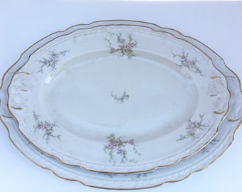 Vogue Susanna Serving Platter Set