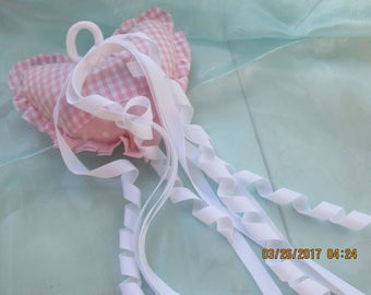 Flower Girl, Ponytail Tie, Any Color, Grosgrain or Satin, Easy to use