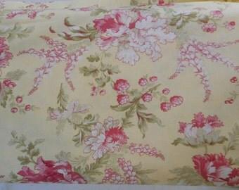 MODA Whitewashed Cottage -daffodil -REDUCED