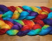 Polwarth Tussah Silk Spinning Fiber - 'Pelennor