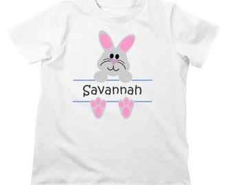 Personalized Rabbit Bunny Shirt