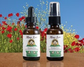 Recovery from Burnout and Exhaustion, Flower Essence, Dropper, Spray or Aromatherapy Oil, Organic, Reiki-Infused, with Bach Flowers